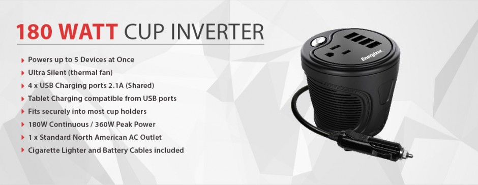 Cup Inverter