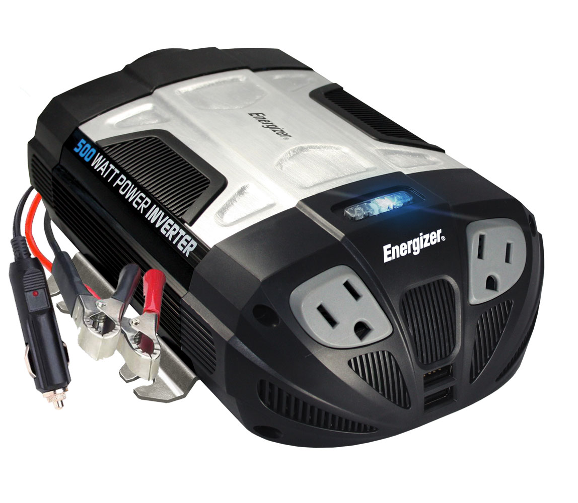 EN 500 Power Inverter | Energizer