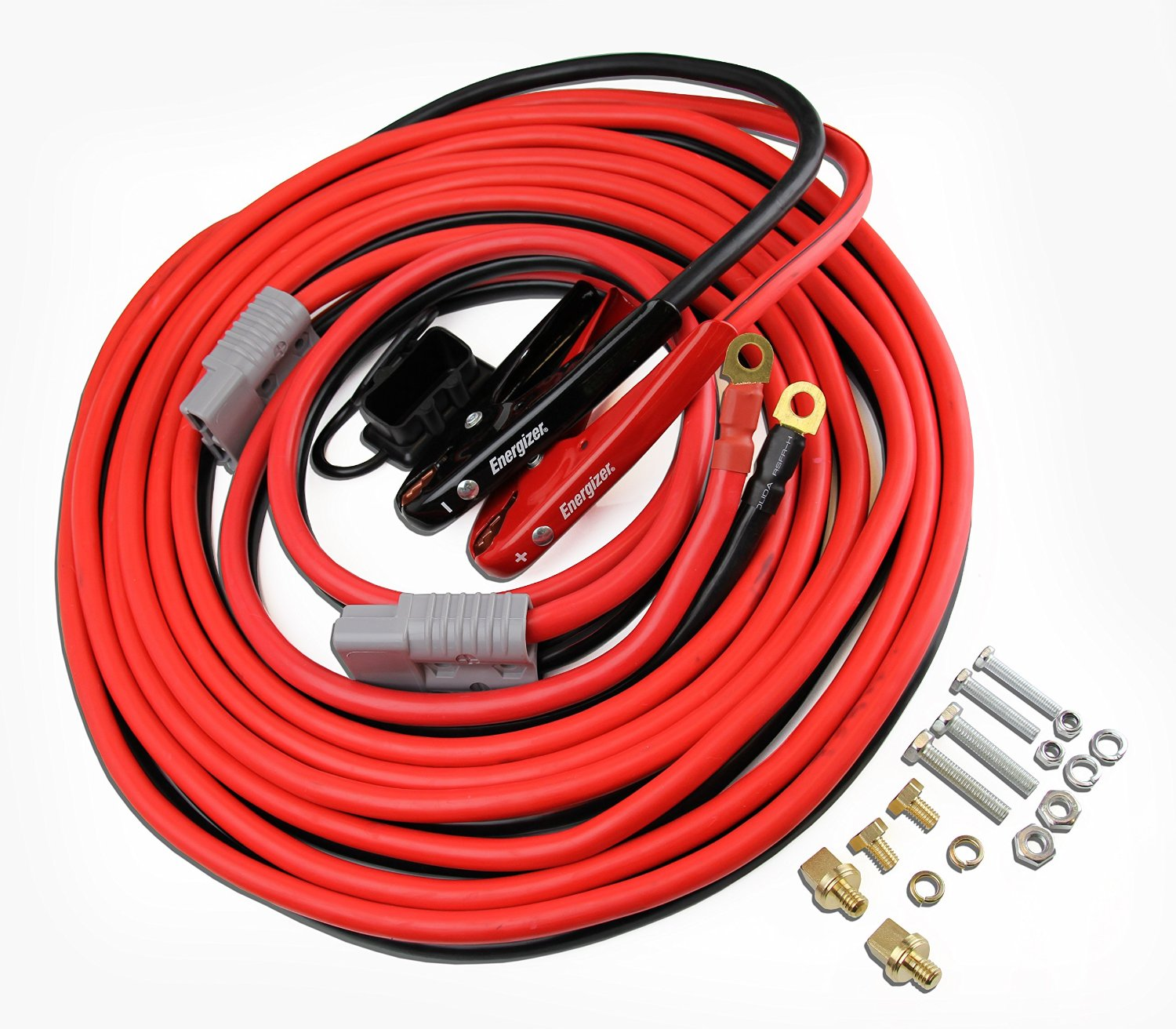 Jumper Cable Kit : Enb booster cables energizer